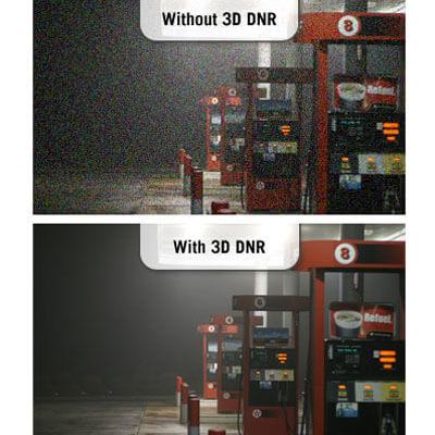 قابلیت DNR در دوربین های مداربسته