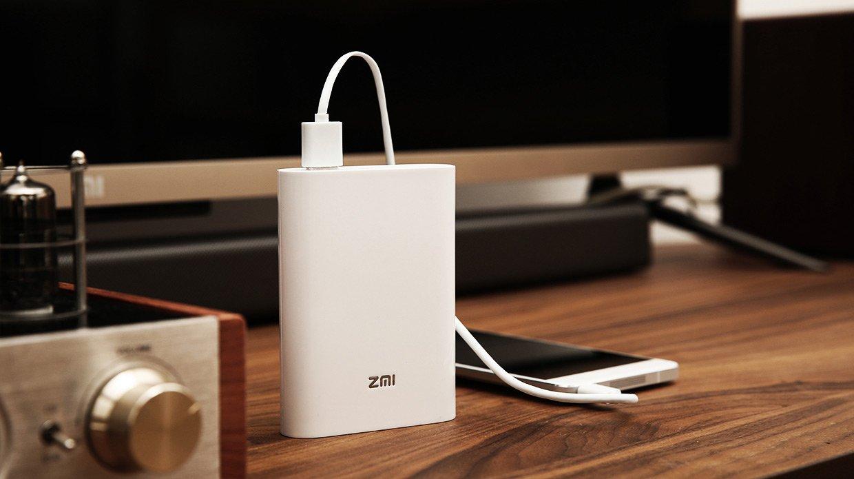پاور بانک 7800mAh و مودم همراه LTE زد ام آی مدل ZMI MF855 - رایانه همراه (2)