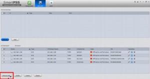 تنظیمات ای پی استاتیک داهوا در نرم افزار smart pss