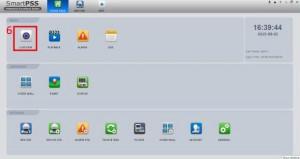 انتقال تصویر داهوا با static ip در برنامه smart pss