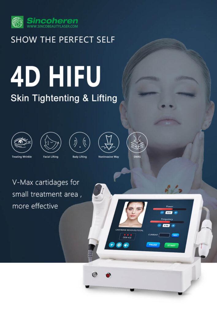 موارد استفاده هایفو 4 بعدی 4d ultra hifu