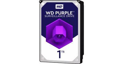 هارد اینترنال 1 ترابایت وسترن بنفش مدل WD10PURZ