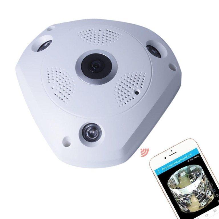 دوربین وایفای 360 درجه VR CAM