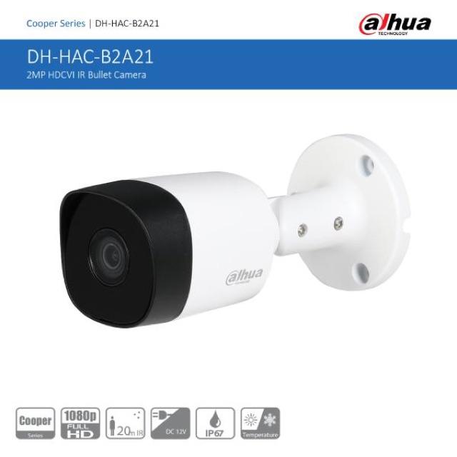 دوربین داهوا مدل DAHUA DH-HAC-B2A21