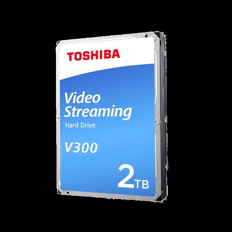 هارد اینترنال 2 ترابایت Toshiba مدل Surveillance V300