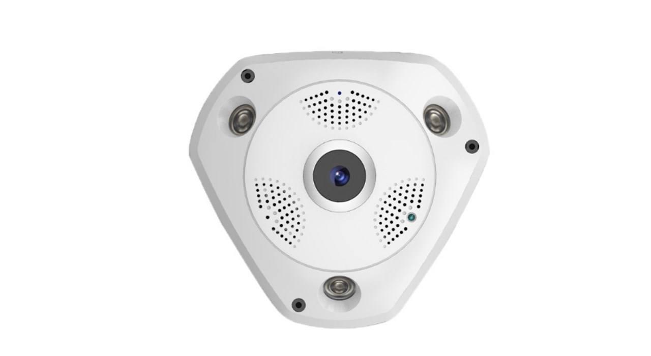 دوربین تحت شبکه VR CAM